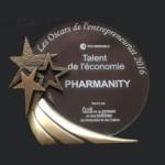 Remise du prix « les Talents de l'Economie », dans le cadre des Oscars de l'Entrepreneuriat