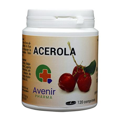 Avenir Pharma Acérola, 120 comprimés