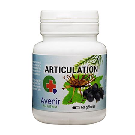 Avenir Pharma Articulation, 60 gélules