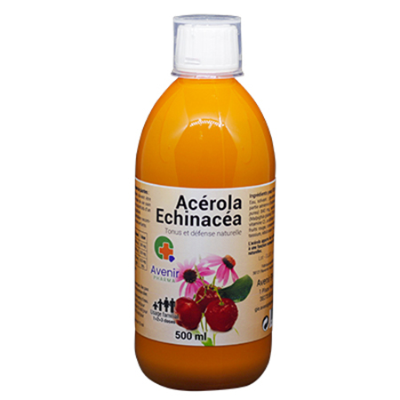 Avenir Pharma Acérola Echinacea, 500 ml