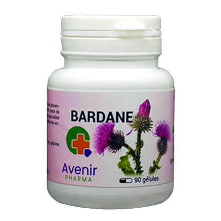 Avenir Pharma Bardane, 90 gélules