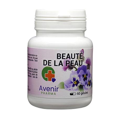 Avenir Pharma Beauté de la peau, 60 gélules