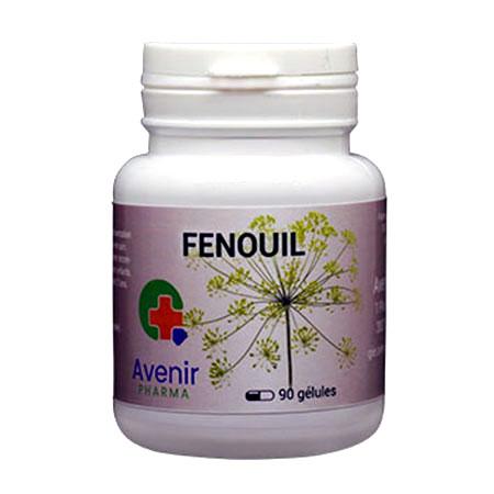 Avenir Pharma Fenouil Semence, 90 gélules