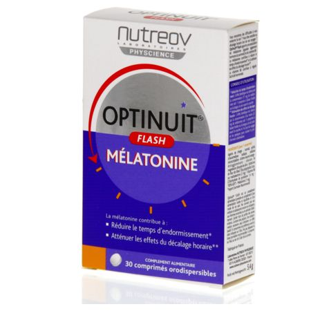 Melatonine Decalage Horaire : Pas cher - Effets - Bienfaits | Pourquoi faire une cure ?