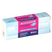 Aciclovir mylan pharma 5 %, 2 g de crème dermique