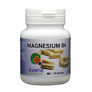 Avenir Pharma Magnesium Marin Vitamine B6, 60 gélules