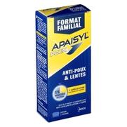 Apaisyl poux - traitement anti poux et lentes - apaisyl poux & lentes