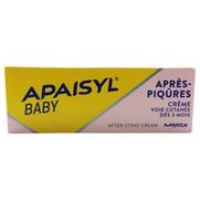 Apaysil Baby Après-Piqure Crème Apaisante, 30 ml