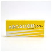 Arcalion 200 mg, 30 comprimés enrobés