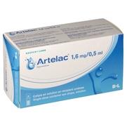 Artelac 1,6 mg/0,5 ml, 60 flacons unidoses de 0,5 ml de collyre