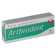 Arthrodont 1 %, 40 g de pâte gingivale