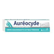 Aureocyde 1 % Crème Apasiante Assainissante Antibacterienne, 15 g