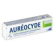 Aureocyde 1 % cr assainissante antibacterienne, 15 g de crème dermique
