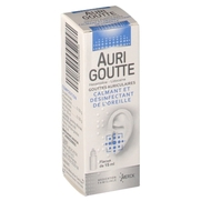 Aurigoutte, flacon de 15 ml de solution auriculaire