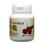 Avenir Pharma Acérola, 45 comprimés