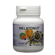 Avenir Pharma Mélatonuit, 60 gélules