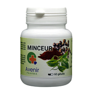 Avenir Pharma Minceur, 60 gélules