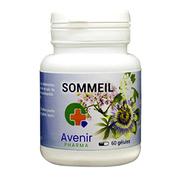 Avenir Pharma Sommeil, 60 gélules