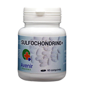 Avenir Pharma Sulfochondrine Plus, 60 comprimés