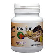 Avenir Pharma Tonique, 60 gélules