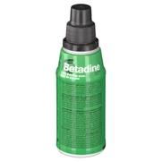 Betadine 10 %, flacon de 125 ml de solution pour bain de bouche