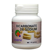 Avenir Pharma Bicarbonate de Sodium , 90 gélules