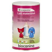 Biocanina biocajunior lait maternise boite, 400 g