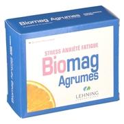 Lehning Biomag agrumes, 90 comprimés à croquer