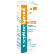 BiseptineSpraid, Pulvérisateur 50 ml