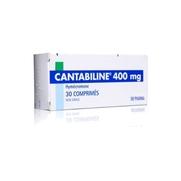 Cantabiline 400 mg, 30 comprimés