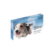 Capstar 11,4 mg comprimes pour chats et petits chiens, boîte de 1 plaquette de 6 comprimés