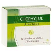Chophytol, 180 comprimés enrobés
