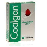 Coalgan tampon hemostatique, x 5