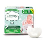 Cottony couche bébé taille 2 3/6 kg
