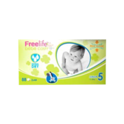 Couches freelife junior taille 5 11-25k