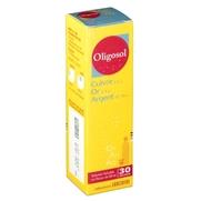 Cuivre-or-argent oligosol, flacon de 60 ml de solution buvable