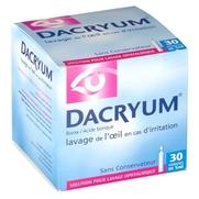 Dacryum, 15 récipients unidose de solution pour lavage ophtalmique