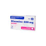 Diosmine arrow 600 mg, 30 comprimés pelliculés