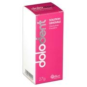 Dolodent solution gingivale, 27 g