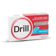 Drill sans Sucre, 24 Pastilles à Sucer