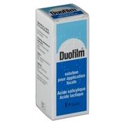 Duofilm, flacon de 15 ml de solution pour application locale