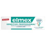 Elmex sensitive professional dentifrice, 75 ml