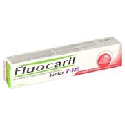 Fluocaril junior gel dentif 7/12ans fruits rouges, 50 ml