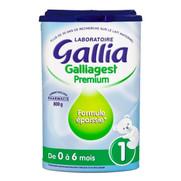 Gallia galliagest lait 1er âge - 800 g