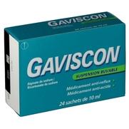 Gaviscon, 24 sachets