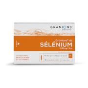 Granions selenium 0 mg96/2ml suspens buvable, 30 ampoules