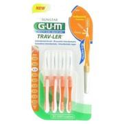 Gum travler brossette interdentaire cylind 0,9 mm, x 4