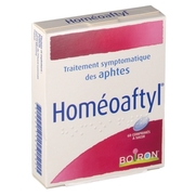 Homeoaftyl, 60 comprimés à sucer