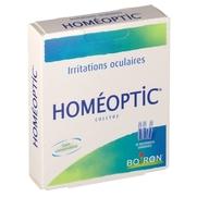 Homeoptic, 10 flacons unidoses de 0,4 ml de collyre