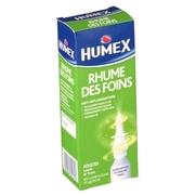 Humex rhume des foins a la beclometasone 50 microgrammes/dose, 100 doses de suspension pour pulvérisation nasale en flacon